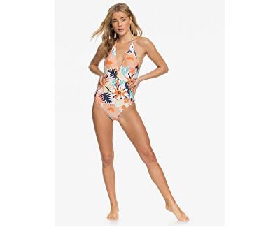 Dámské jednodílné plavky Swim The Sea One Piece Peach Blush Bright Skies S ERJX103229-MDT6