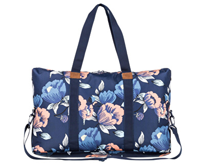 Geantă Color Your Mind Dress Blues Full Flowers Fit ERJBP03856-XBBM
