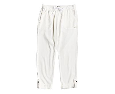 Dámské kalhoty On The Seashore Snow White ERJNP03294-WBK0