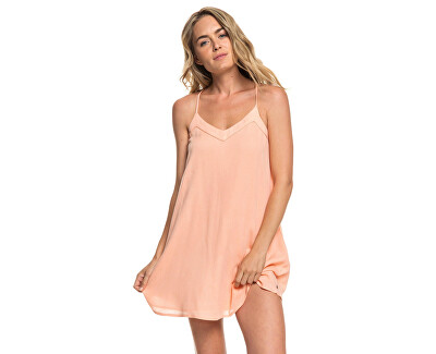 Dámske šaty Off We Go Dress Salmon ERJWD03294-MFG0
