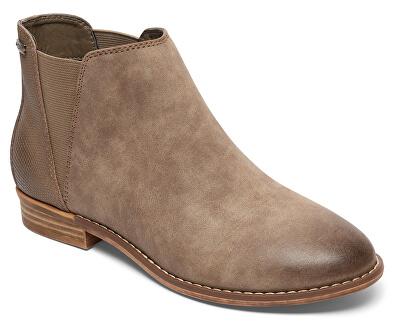 Roxy Kotníčkové boty Austin Taupe ARJB700545-TAU