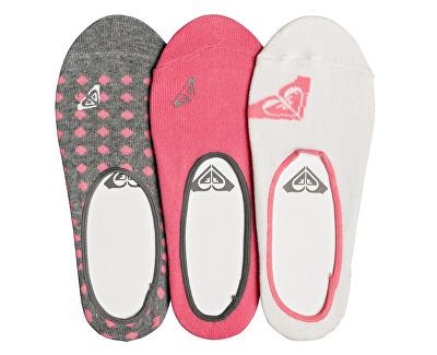 Set ponožiek Liner Socks Marshmallow ERJAA03462-WBT0