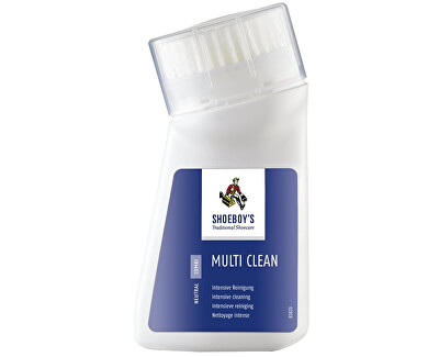 Čistič na topánky a textil Multi Clean 75 ml