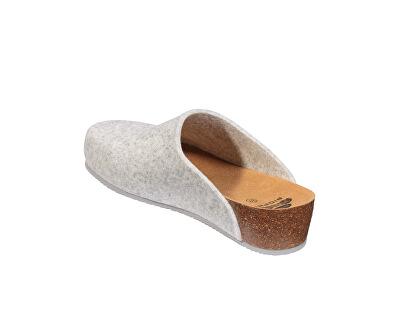 Dámské pantofle Silene Bioprint Light Grey F272811070