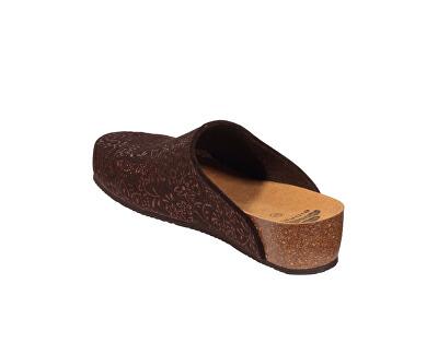 Dámské pantofle Silene Bioprint Moka F272811072