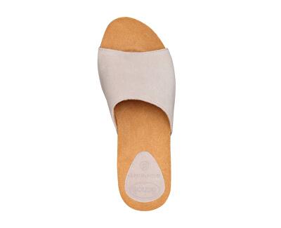 Dámské pantofle Enigan 2.0 Bioprint Light Grey F274471070