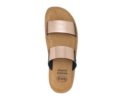 Dámské pantofle Cynthia Memory Cushion Rose Gold F274341853