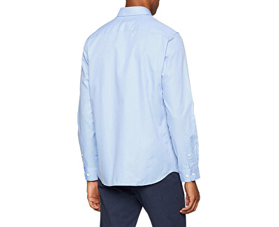 Pánská košile Regsel-Jay Shirt Ls Dobby B Noos Light Blue