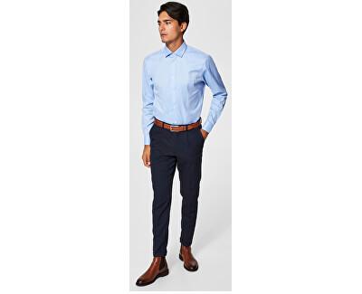 Pánská košile SlimNew-Mark Shirt Ls B Noos Skyway