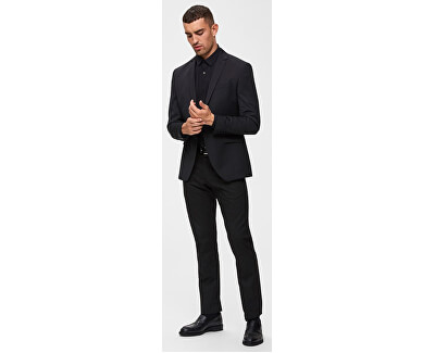 Pánská košile Slimpreston-Clean Shirt Ls B Noos Black