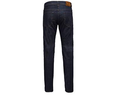 Pantaloni Straight-Scott 1002 Rinse Jns W Noos Dark Blue Denim
