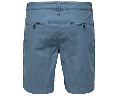Pánske kraťasy Straight-Chris Shorts W Camp Blue Shadow