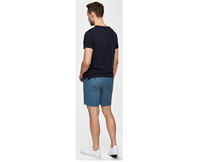 Pánské kraťasy Straight-Chris Shorts W Camp Blue Shadow