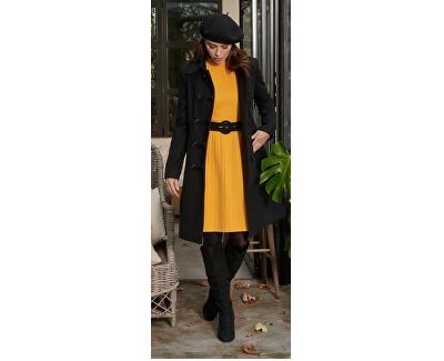 Dámsky kabát 19668 Black