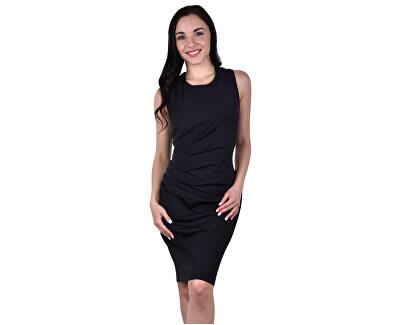 Femeie scurtă rochie Black 17805/02