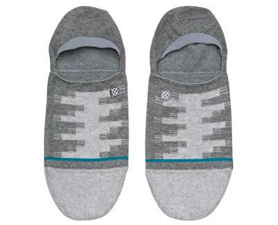 Pánské kotníčkové ponožky Laretto Low Grey M115A18LAR-GRY