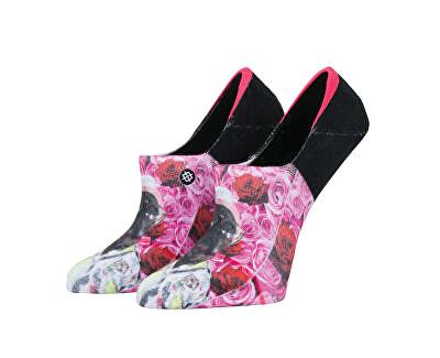 Stance Dámské kotníčkové ponožky Call Me Later Black W115A18CAL-BLK
