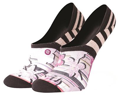 Dámské kotníčkové ponožky Santorini Black W115A18SAN-BLK