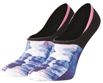 Dámské kotníčkové ponožky Tropic Storm Blue W115A18TRO-BLU