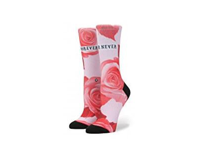 Stance Dámské ponožky Dedication Tomboy Pink W525D17DED-PNK