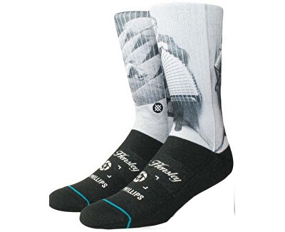 Pánske ponožky M Hensley Black M556A18HEN-BLK