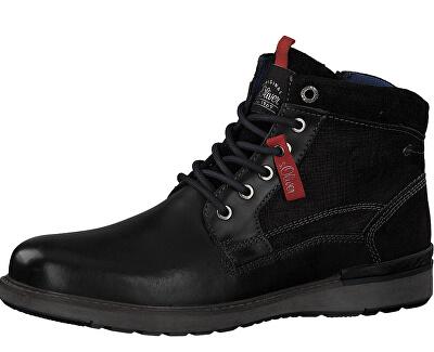 Pánske členkové topánky Black 5-5-15227-21-001