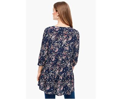 Damen Bluse .58B4 AOP