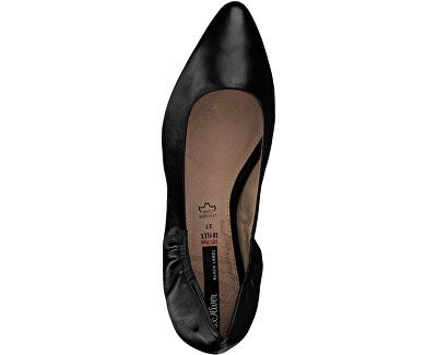 Női balerina cipő  Black-5-5-22101-24-001