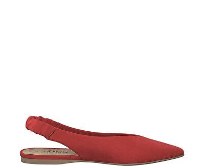 Dámske baleríny Red 5-5-29401-22-500