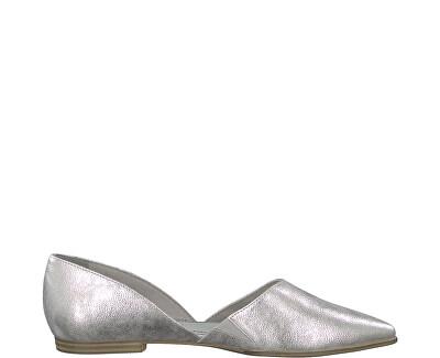 Dámske baleríny Silver 5-5-24210-22-941