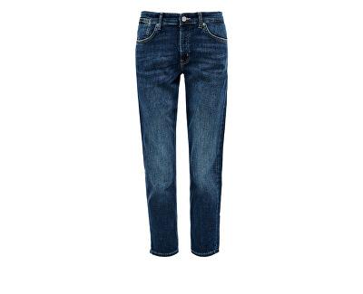 Dámske boyfriend džínsy 14.002.72.3516.58Z6 Blue denim stretch