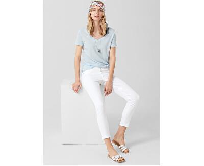 Dámske džínsy 14.905.72.3025.01Z8 White Denim Stretch
