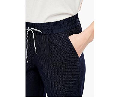 Dámske nohavice 14.002.76.2494.59K0 Navy dobby