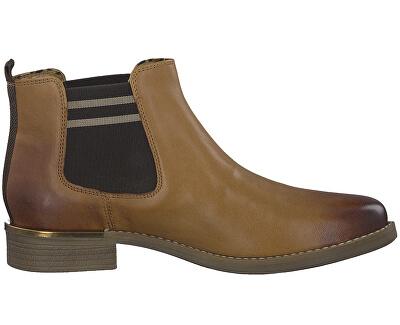 Femeile boots Cognac 5-5-25335-33-305