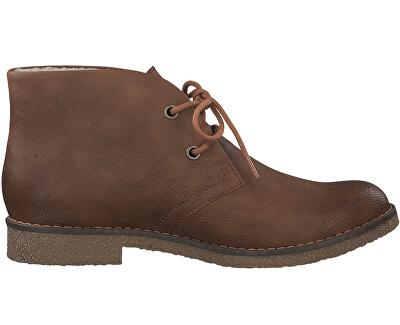 Dámske členkové topánky Cognac 5-5-26111-23-305