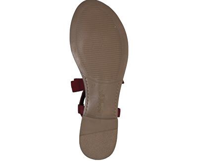 Dámske kožené sandále Red 5-5-28110-32-500