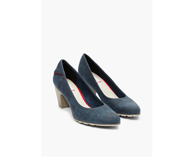 Női alkalmi cipő Denim 5-5-22404-24