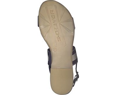 Dámske sandále Navy 5-5-28111-22-805
