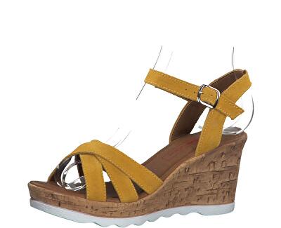 Damen Sandalen 5-5-5-28301-24-640