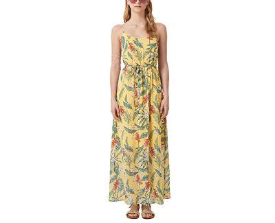 Dámske šaty 14.905.81.2459.13A7 Bright Yellow AOP