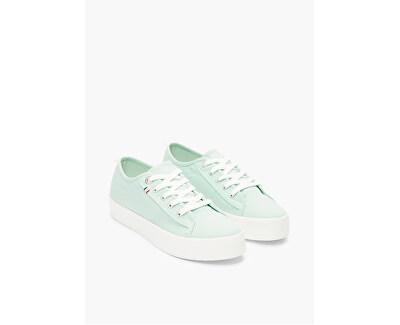 Damen Sneakers Pale Green 5-5-23678-24-706