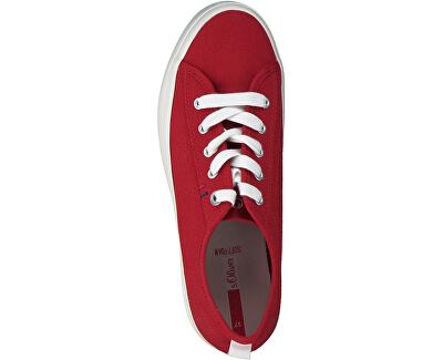 Damen Sneakers  Red 5-5-23678-24-500
