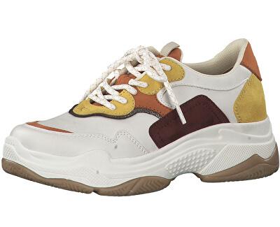 Dámske tenisky White Comb. 5-5-23655-33-110