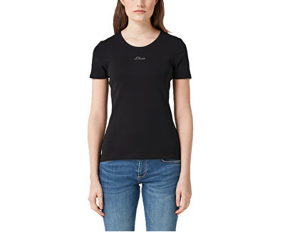 Dámske tričko 04.899.32.5070.9999 Black