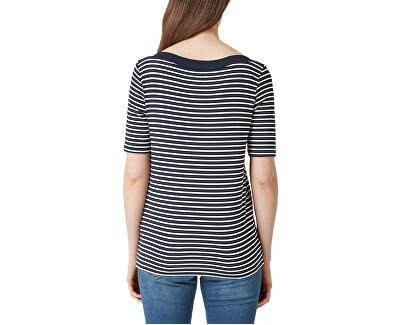 Dámske tričko 04.899.32.5096.59G1 Navy Blue Stripes