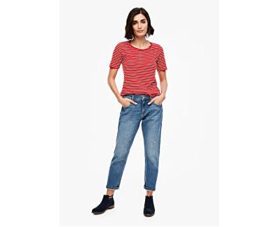 Dámske tričko 04.899.32.6022 .31G3 Red stripes