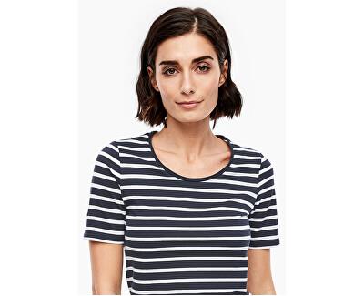 Dámske tričko 04.899.32.6022 .59G5 Navy stripes