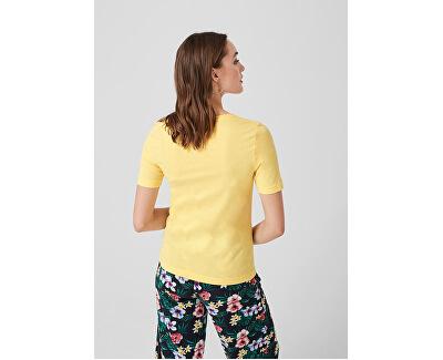 Dámske tričko 14.905.32.2796.1355 Bright Yellow