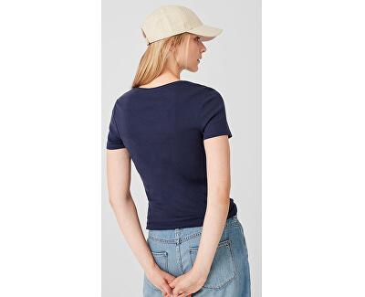 Dámske tričko 14.906.32.5070.5835 Dark Blue