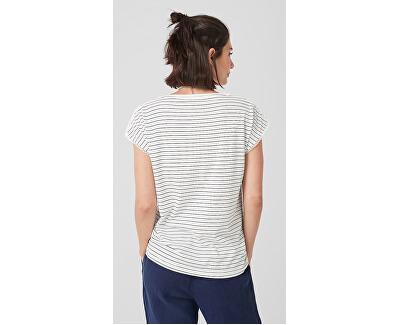 Dámske tričko 14.906.32.6769.02G1 Creme Stripes